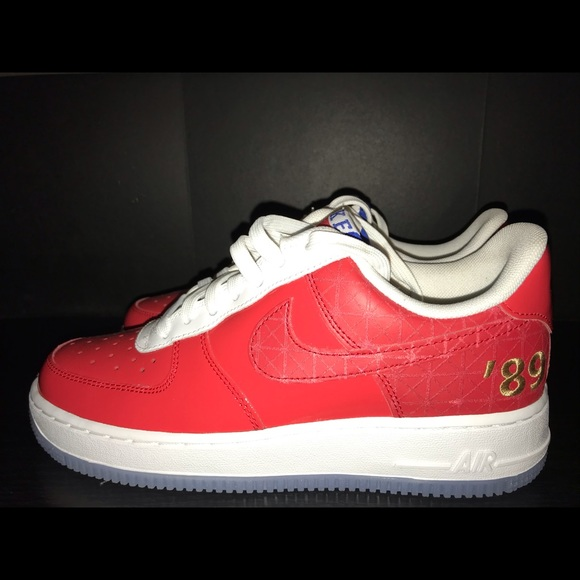 Afirmar relajado piloto  Nike Shoes | Nike Air Force 7 Lv8 Low 1989 Nba Finals | Poshmark